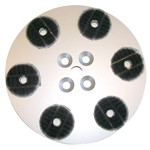 6453 Resin Tool Polymer Diamond System Drive Plate